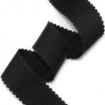 검정색/민무늬 골직(초음파리본)