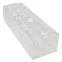투명 하트가든상자(접지상자)
