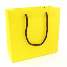 노랑/컬러무지(쇼핑백)