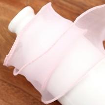 핑크/노방 인터로크(원단리본)