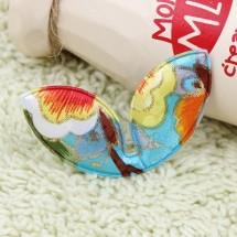 매화꽃 토끼(초음파장식)