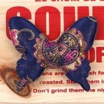 금사한복무늬 나비(초음파장식)