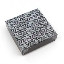 문양/전통자개 단합 정사각상자