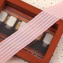 연핑크/일곱줄 팝콘라인(줄무늬스치티 팝콘)