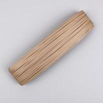 베이지색/타래종이빵끈(1타래)