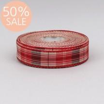 [50%할인]빨강톤체크(초음파)