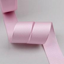 핑크색(평직리본)