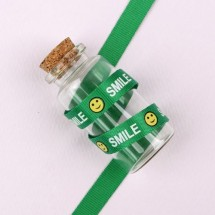 초록색/스마일SMILE(골직프린트)