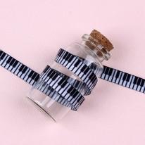 피아노건반(양면전사프린트)