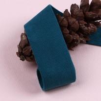 청록색/솜사탕골덴(원단리본)