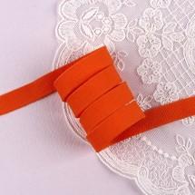 오렌지색(무지스판원단리본)