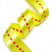 노랑/빨강(하트자수 공단)